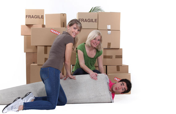 Asking Friends to Help You Move - Vancouver Movers