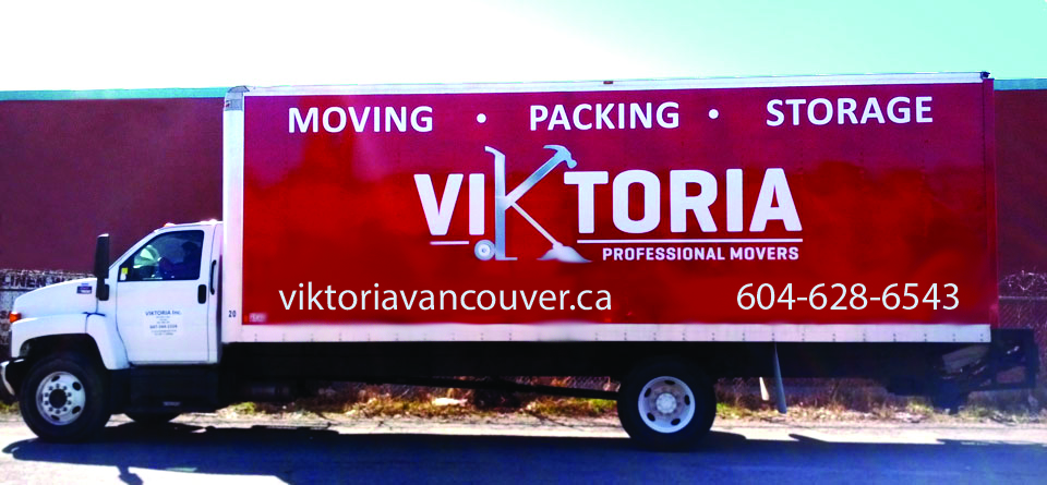 Vancouver Movers - Professional Movers Vancouver - Contact